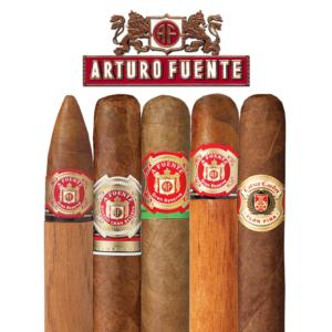 Arturo Fuente 5-Pack Sampler