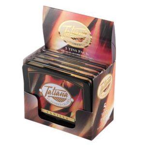 Tatiana Tins Vanilla (50 Cigarillos)