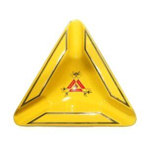 Montecristo Triangle Cigar Ashtray