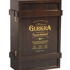 Gurkha Cellar Reserve Double Robusto 21 Years
