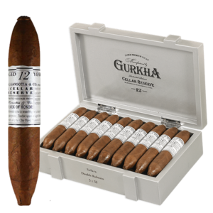 Gurkha Cellar Reserve Platinum 12 Year Solara Double Robusto