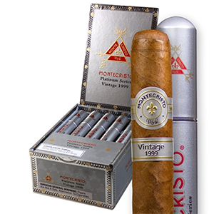 Montecristo Platinum Series Churchill (Tubos)