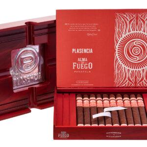 Plasencia Alma del Fuego (Panatela) Flama