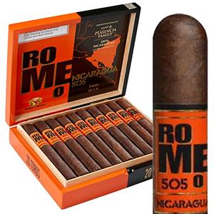 Romeo 505 Nicaragua Toro by Romeo y Julieta