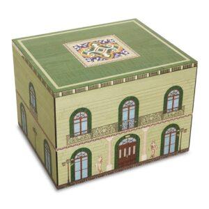 """Casa Cubana"" Green Palace - 110 cigars"